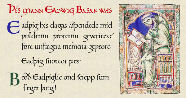 This is Eadwig Basan…
